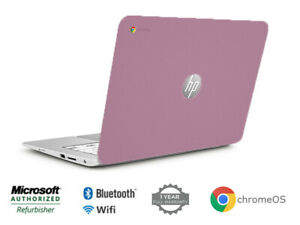 HP-Chromebook-14-Laptop-Intel-1-4-GHz-4-Memory-16-SSD-Bluetooth-Wifi-HDMI-Webcam