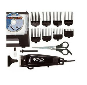 Image Is Loading Wahl 300 Series Hair Clipper Trimmer Kit Brand