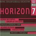 Horizon 7: George Benjamin, Magnus Lindberg, Richard Rijnvos, Tan Dun [SACD] (2016)