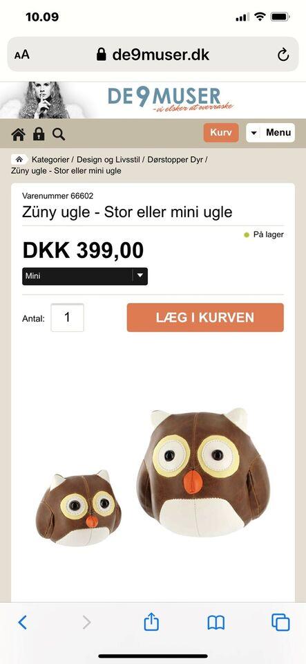Ugler, EDO ZÜNY