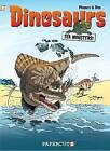 Dinosaurs #4: A Game of Bones!: 4: Sea Monsters! by Bloz (Hardback, 2015)