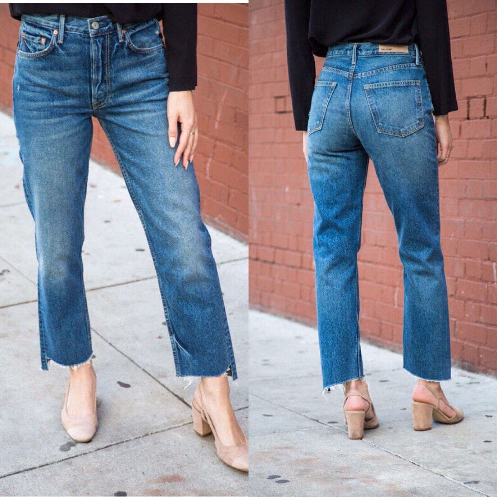NWT GRLFRND Helena Jeans Size 30