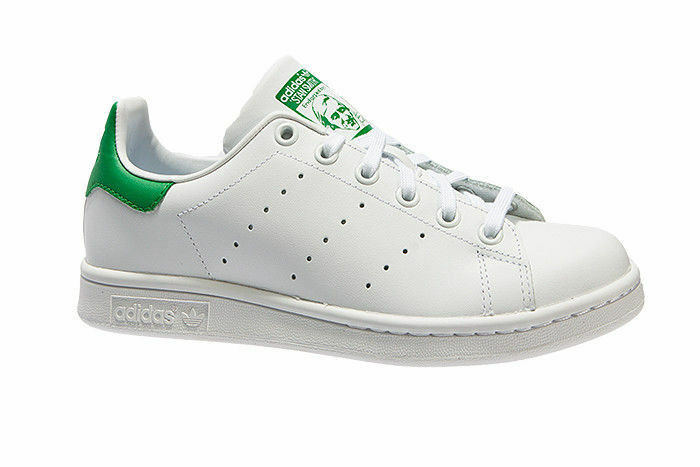 86d398fba adidas Stan Smith J Boys SNEAKERS M20605 7 for sale online | eBay