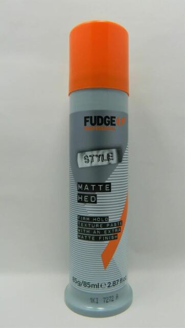 Fudge - Style Matte Hed Firm Hold Paste 85g