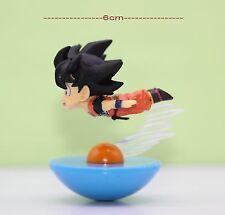 Dragon Ball Z 6cm Japanese Anime Figure GOKU #334DBZC