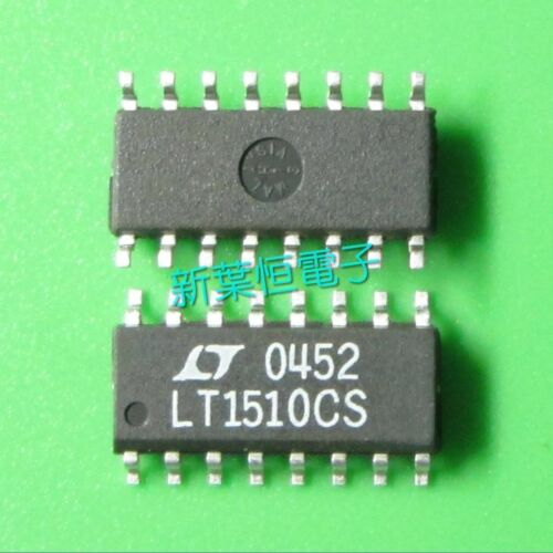 sh Lt1510cs Linear Technology 1,5a constant-I//U Battery Charger IC so-16 079150