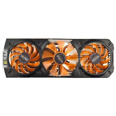 3 fans//set for Zotac GTX1080//1070 1060TITANX //980Ti//780Ti Graphics fan