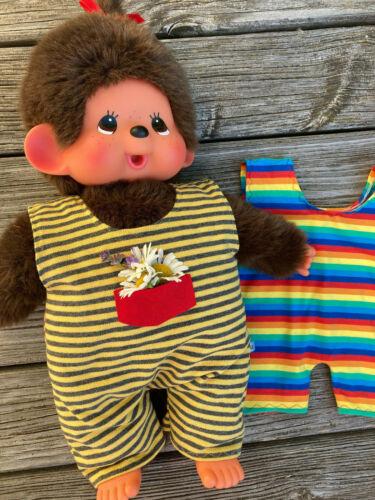 Body pour Monchhichi XXL taille 45 cm Jumper Jeu Costume oensie poupées vêtements