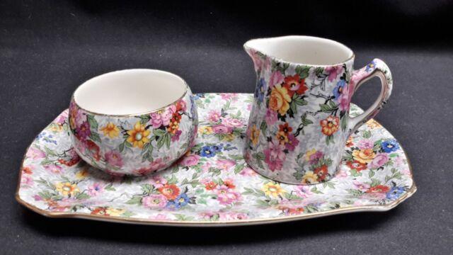 Lord Nelson Marina 3346 - Creamer Open Sugar Bowl & Tray