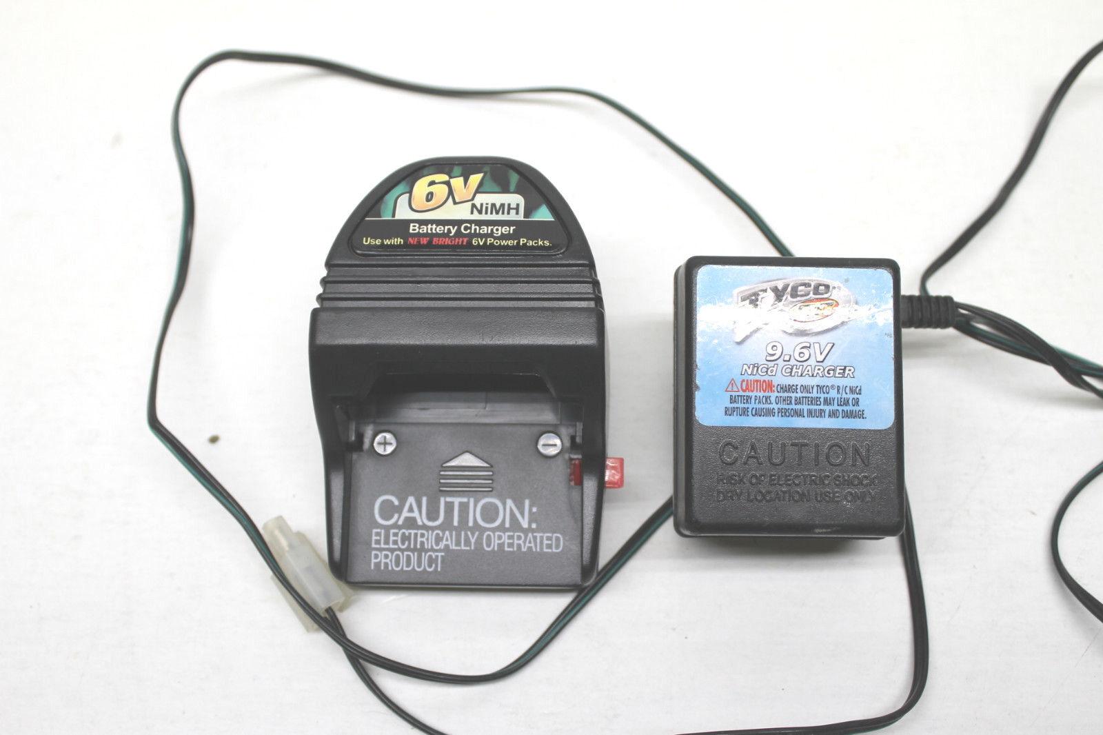 2 VintageTyco R C Remote Control Air Rebound Rebound Rebound 3 Wheelers +1 Controller +1 Charger 0fd8d6
