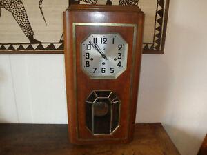 Carillon-Manufrance-10-tiges-10-marteaux-sonnerie-RH-en-BE-qui-fonctionne-no-odo