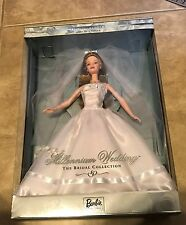 Barbie Millennium Wedding Bridal Collection #1 Doll NEW Factory sealed in box