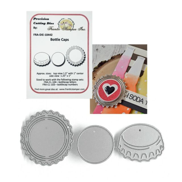 Baby Metal Die Cutter Frantic Stamper Craft Cutting Dies Announcements,Shower