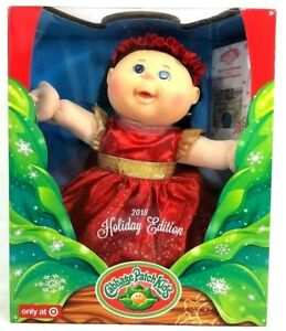 """Cabbage Patch Doll 2018 Holiday Edition 14"""" inch Target ..."""