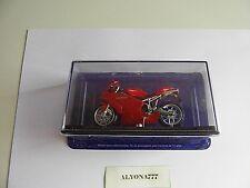 1/24 Ixo Ducati 999 Testastretta Red Bike Motorcycle 1:24 Altaya / IXO *SEALED*