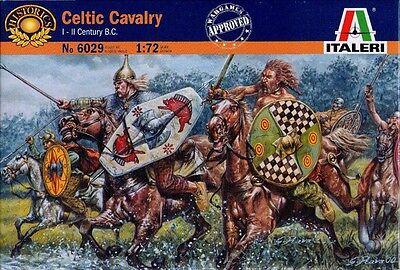 Italeri - Celtic Cavalry (i-ii Century B.c.) - 1:72 (2° Type) - 6029