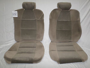 2001 Ford F 150 Oem Seat Cover Take Off Ebay