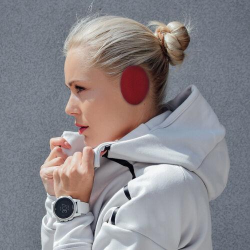 4 Pairs Women Men Winter Earbag Bandless Ear Warmer Earmuffs Cover Unisex Fleece