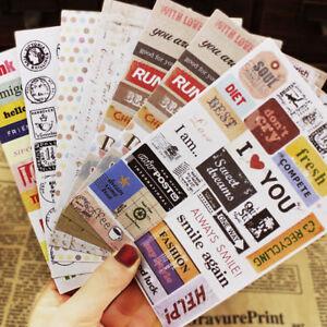 Creative-Mark-Sticker-Set-Planner-Calendar-Index-Sticker-Scrapbooking-Sticker