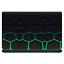 Laptop-Skin-Wrap-Universal-for-13-inch-Metal-Grid-Futuristic-Panel 縮圖 2