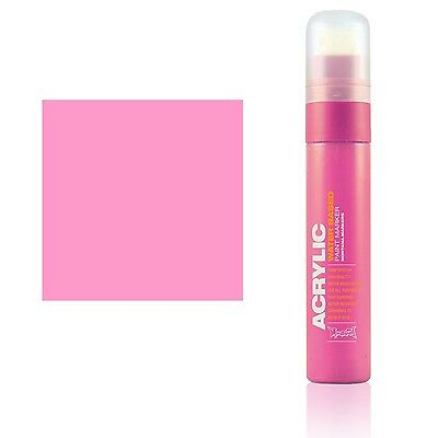 Shock Pink Light 15mm Standard Nib Montana Acrylic Paint Marker