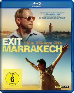 EXIT MARRAKECH (Ulrich Tukur, Samuel Schneider) Blu-ray Disc NEU+OVP - Oberösterreich, Österreich - EXIT MARRAKECH (Ulrich Tukur, Samuel Schneider) Blu-ray Disc NEU+OVP - Oberösterreich, Österreich