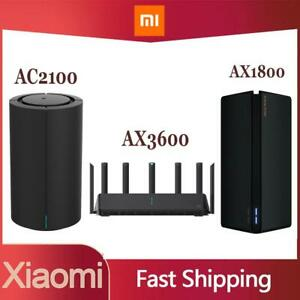 Xiaomi AIoT Router AX3600 Wi-Fi 6 2,4 GHz 5 GHz WiFi Repeater APP-Fernbedienung
