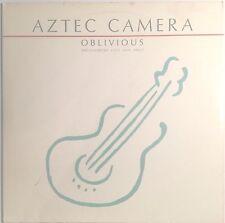 Aztec Camera Oblivious 4-cut Maxi Single Rough Trade 1983 N Mint Vinyl