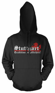 Stuttgart capuche capuche Tradition Sweat Stuttgart à Sweat Sweat Tradition à à CP7wzz