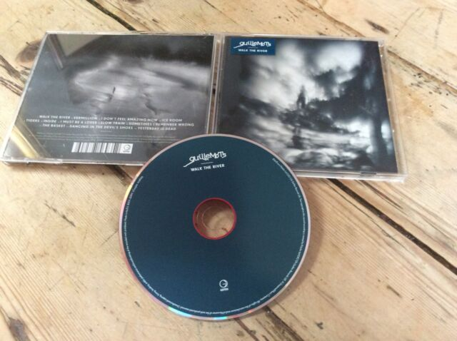 Guillemots: Walk the River CD