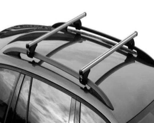 HEAVY DUTY CAR ROOF BARS RACK RAILS LOCKABLE 07+ PEUGEOT 308 SW ESTATE
