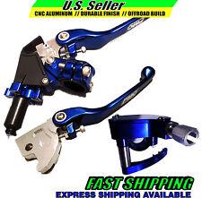 Lever & Thumb Throttle Set Brake / Clutch / YAMAHA YFZ450 2004 05 YFM660 RAPTOR