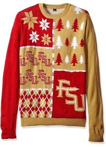 Klew NCAA Mens Ugly/Sweater