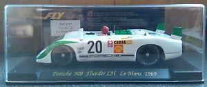 SéRieux Fly C.47 - Porsche 908 Poissons Plats Lh-le Mans 1969-jo Siffert-neuf-afficher Le Titre D'origine