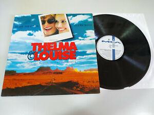 Thelma-Y-Louise-Banda-Sonora-Soundtrack-MCA-1991-LP-Vinyl-12-034-VG-VG