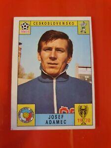 Panini Mexico 70 - Josef Adamec (Czechoslovakia)