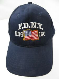 FDNY-Eng-160-Fire-Department-New-York-Snapback-Adult-Cap-Hat