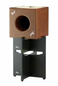 AgréAble Perle Cube Cajon Avec Support-afficher Le Titre D'origine ModéLisation Durable