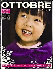 Ottobre Kids Fashion H 4/2008