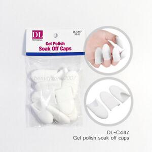 Debra-Lynn-DL-C447-Soak-off-Caps-For-Gel-amp-Gel-Polish-Removal