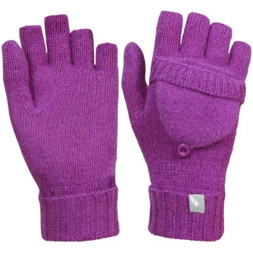 Trespass Womens//Ladies Tussock Fingerless Gloves TP672