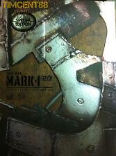 Ready! Hot Toys MMS168 Iron Man 1 Mark I Ver 2.0 Tony Stark Figure 1/6 Special
