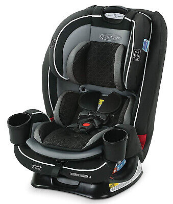 Graco Baby Nautilus SnugLock LX 3-in-1 Harness Booster Car Seat  Zale NEW 2018