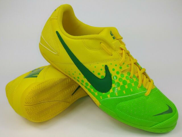 hot sale fantastic savings the best Nike Mens Nike5 Elastico 415131-733 Yellow Green Indoor Soccer ...