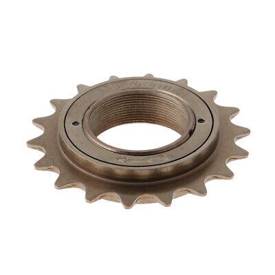 Single  Cycling 24T Freilauf Kettenradgetriebe 34mm