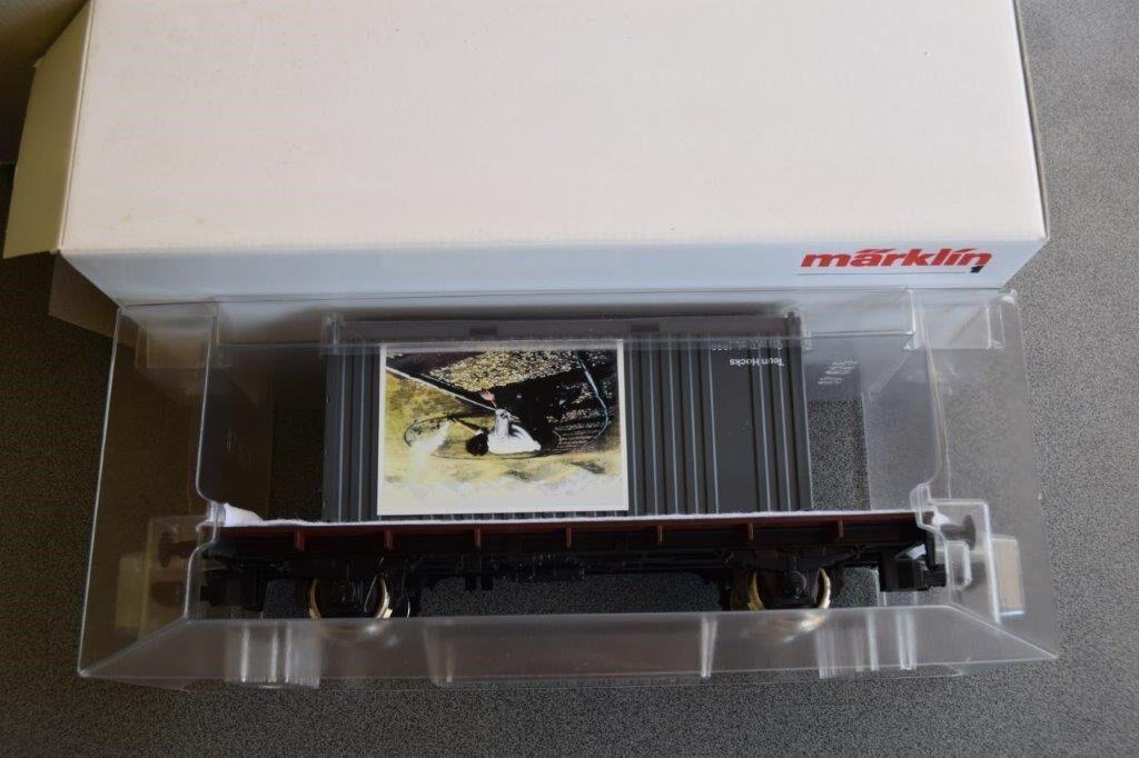 Maerklin traccia 1 1 1 carri merci a54dfd