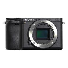 Sony Alpha ILCE-6500 24.2MP Digital SLR Camera - Black (Body Only)