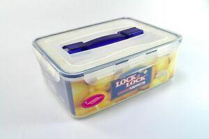 Vorratsdose Frischhaltedose rechteckig Lock&lock 4,8l Dose Vorratsgefäße Küche