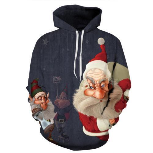 3D Print Men Women/'s Hoodie Sweater Sweatshirt Jacket Coat Pullover Graphic Tops