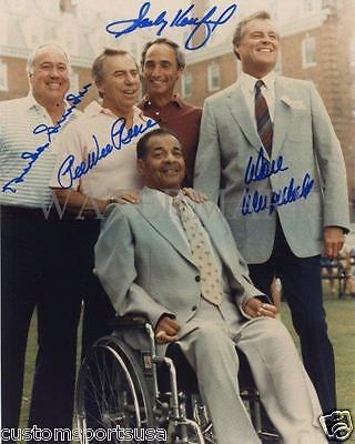 REPRINT - SANDY KOUFAX - DRYSDALE - REESE - SNIDER Dodgers Glossy 8 x 10 Photo